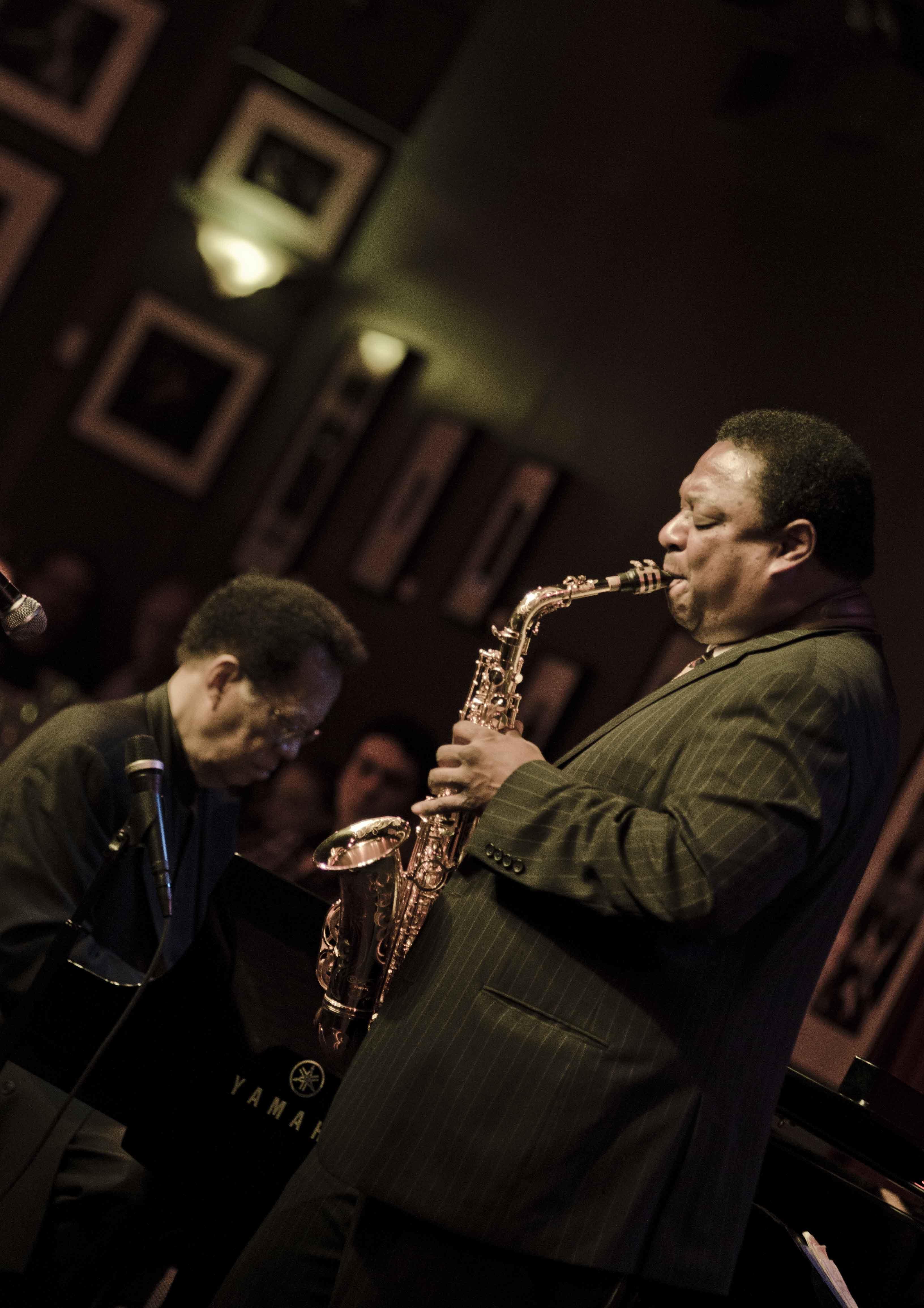 Vince and Cedar 2012