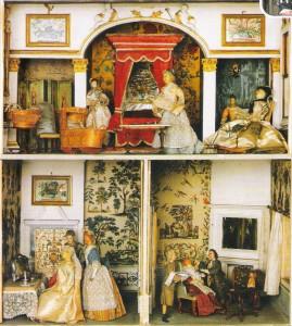 10.12 Dolls House - Mon Plaisir, Arnstadt (1666-1751)