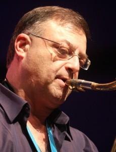 עמיקם קימלמן- יוזם פסטיבל יפו ג'אז