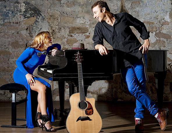 Nicolle Rochelle & Julien Brunetaud