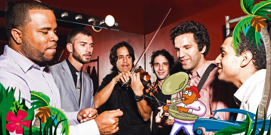 מסיבה קובנית הופעת מוזיקה לילדים