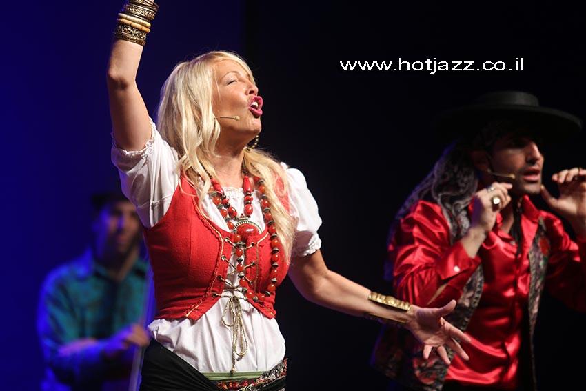 ג'אז חם ילדים - דנה דבורין