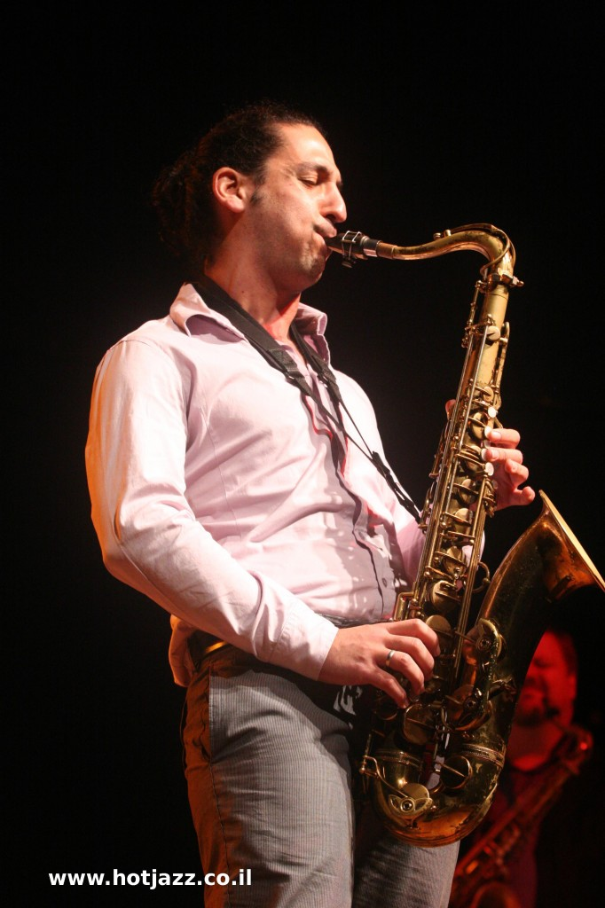 עמית פרידמן בג'אז חם