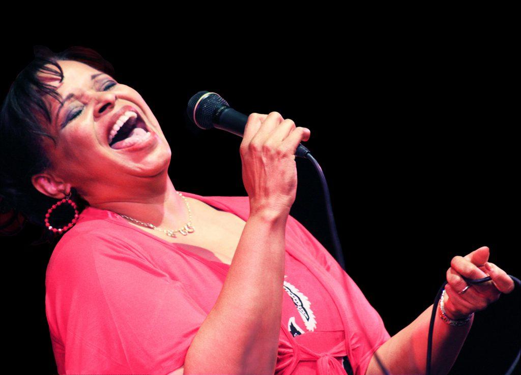 Deborah J. Carter photo by Julio Sanchez