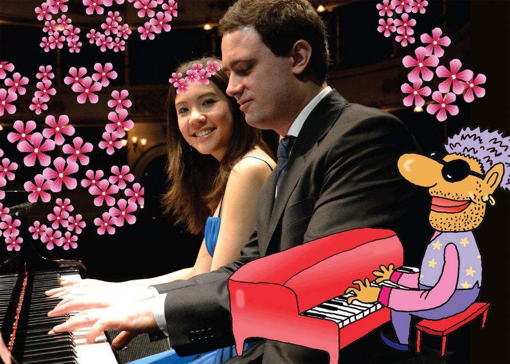 הפסנתר המכושף