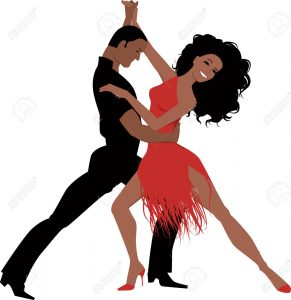 30525169-Sexy-Latino-couple-dancing-isolated-on-white-Stock-Vector-salsa-dancing-cuba