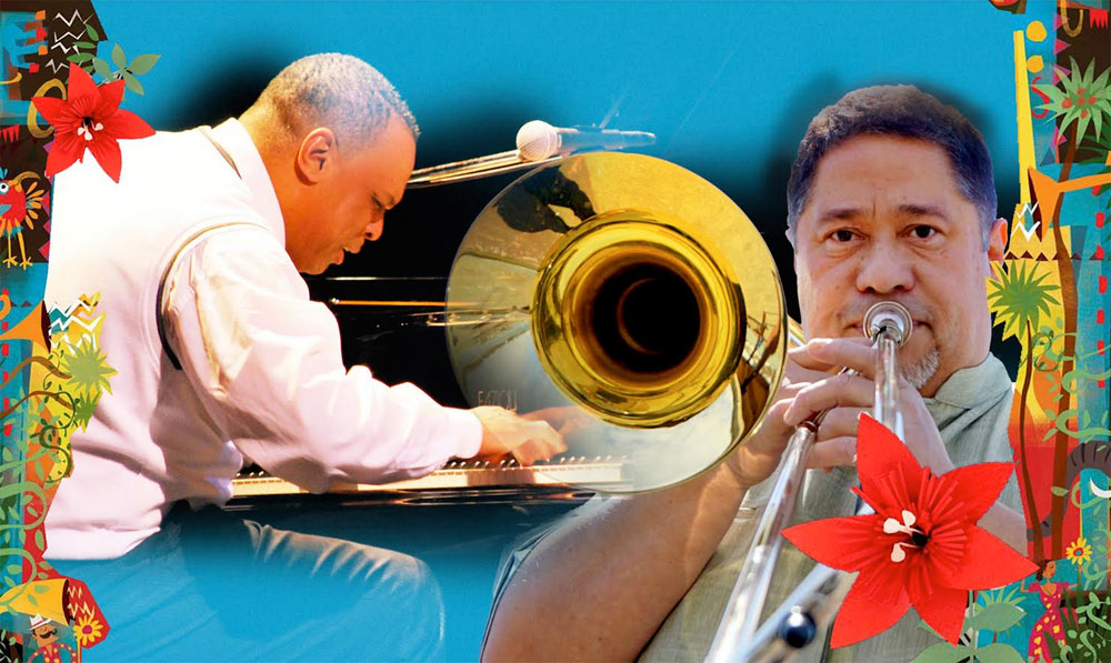 מפגש פסגה לטיני הופעת ג'אז