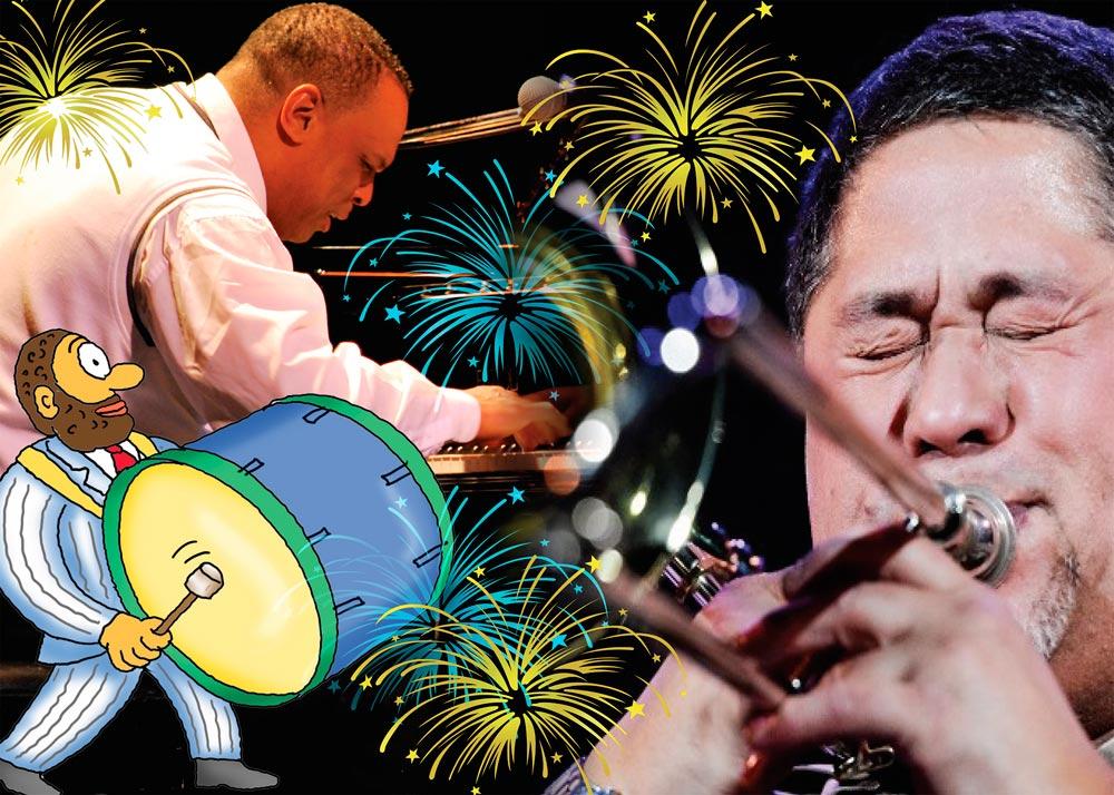 הקסם של פאפו וצוציטו הופעת ג'אז לילדים