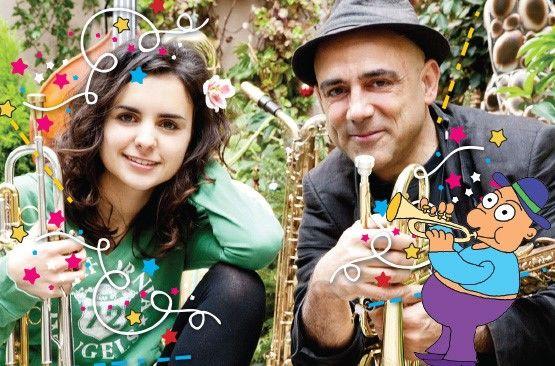 אנדריאה וחצוצרת הקסם הספרדית